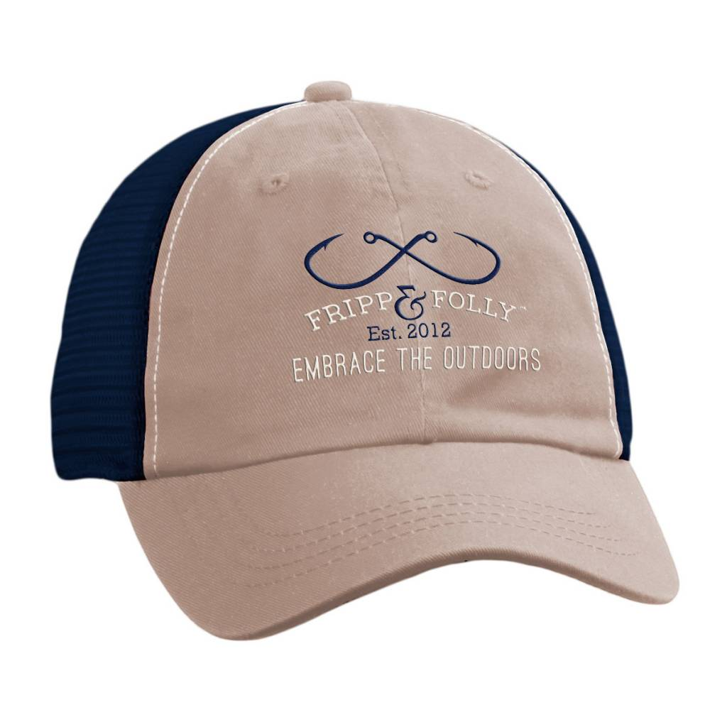 FF FISHING LURE HAT