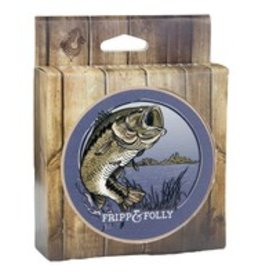FF LARGE MOUTH BASS COASTER GIFT SET
