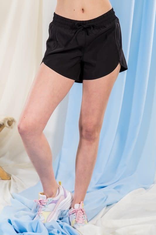 Run Free Athletic Shorts