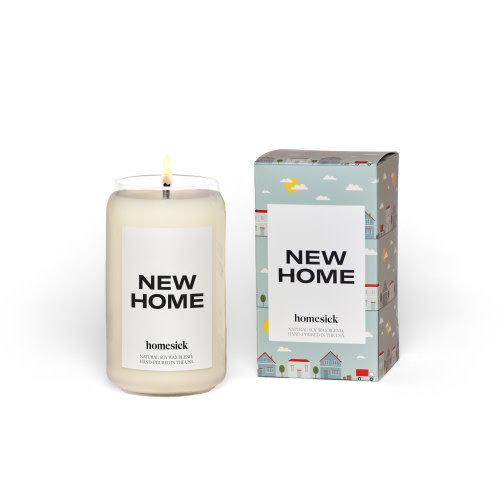 Homesick Candles New Home Candle