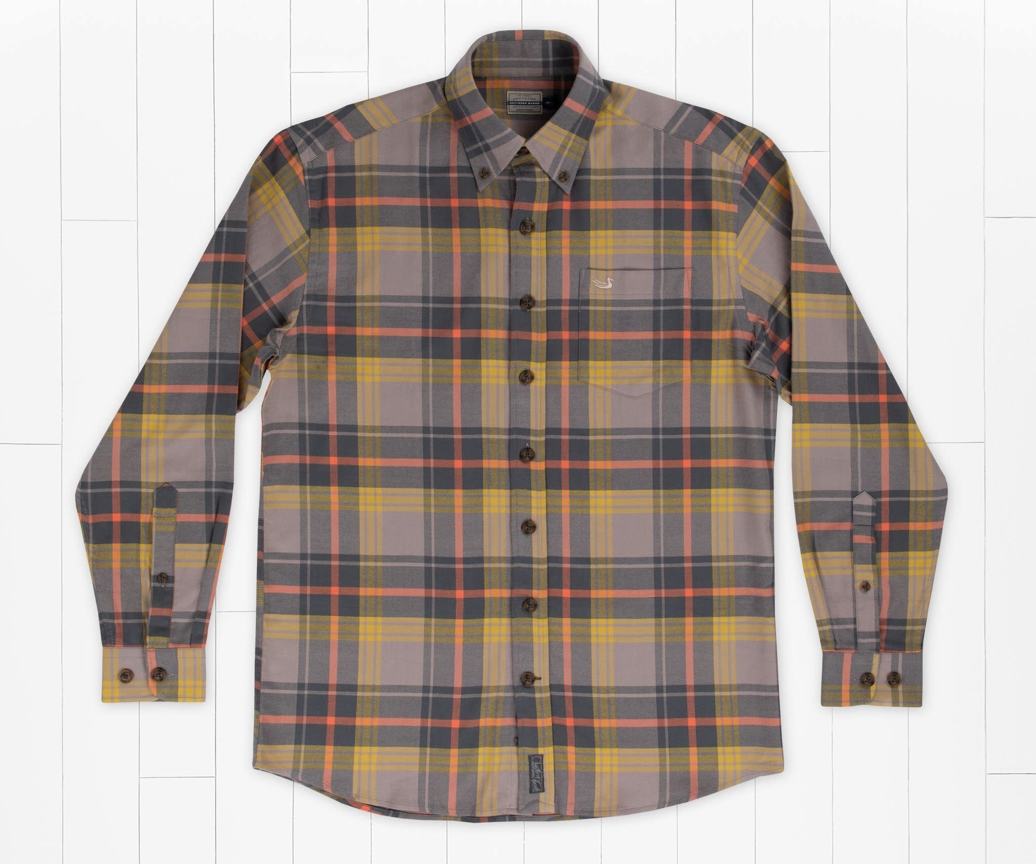 SOUTHERN MARSH SUSSEX PLAID FLANNEL