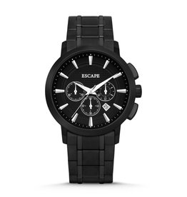 ESCAPE M EXECUTIVE BLK/BLK CHRONO