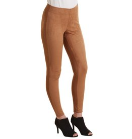 MUD PIE COOPER SUEDE LEGGINGS