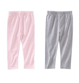 MUD PIE PINK OR GRAY SHIMMER JERSEY LEGGINGS