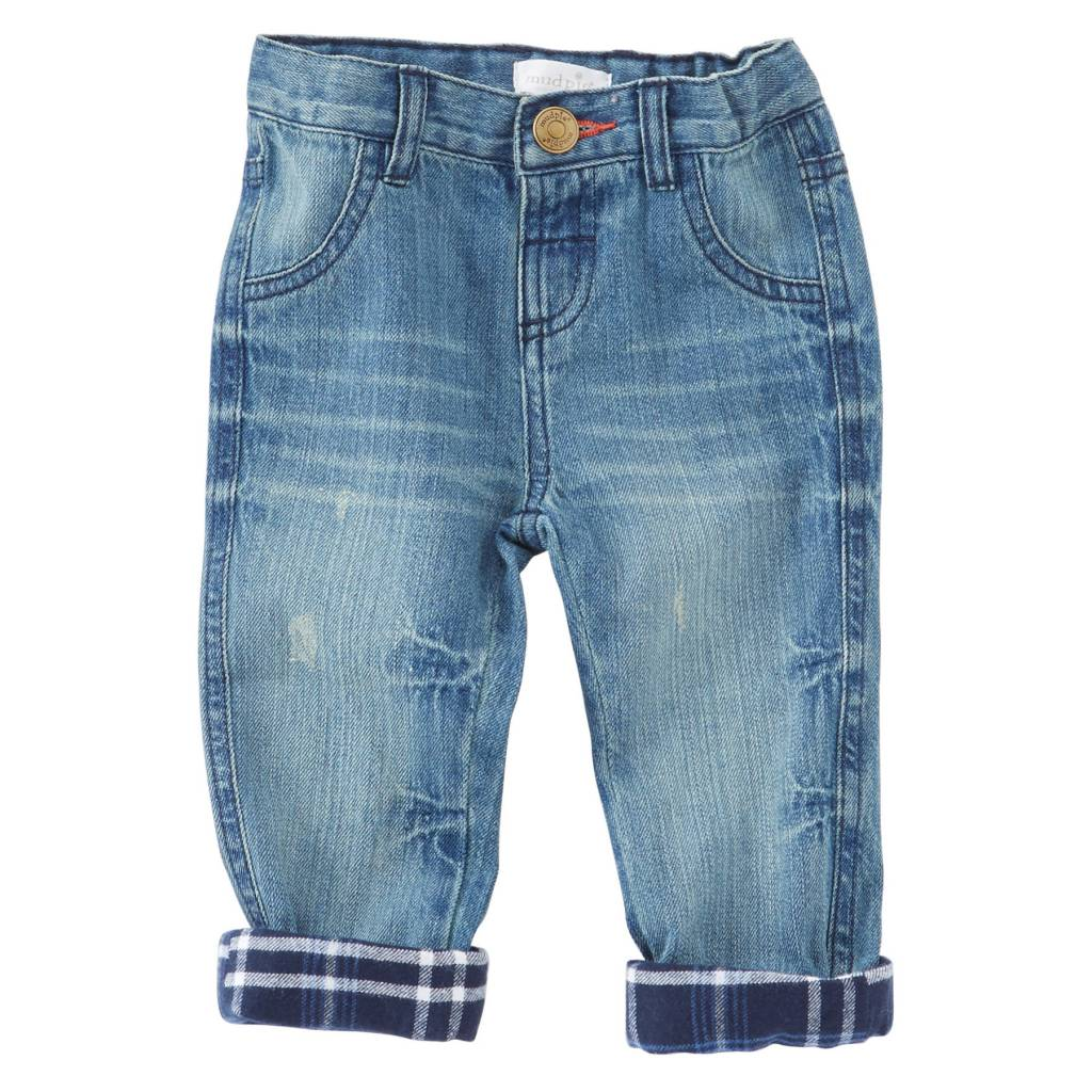 MUD PIE PLAY JEANS- TODDLER