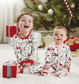 MUD PIE VERY MERRY  PAJAMA SET-TODDLER