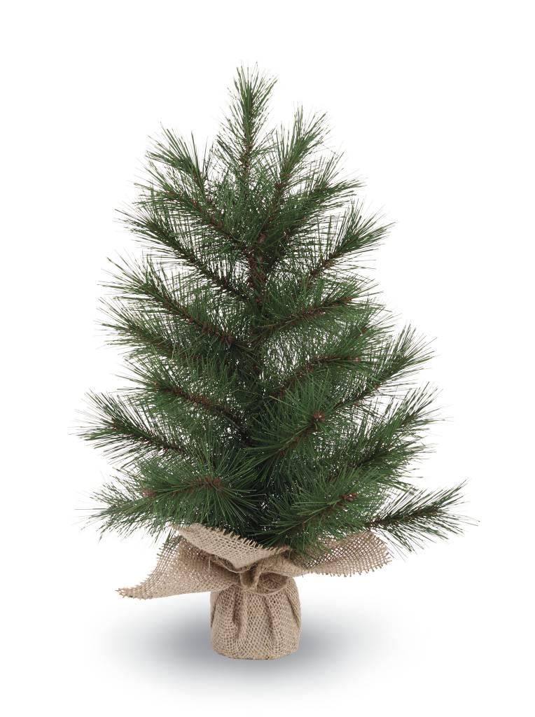 MUD PIE MEDIUM FAUX PINE TREE
