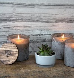 ELEVEN POINT CANDLES RIVER ROCK CANDLE
