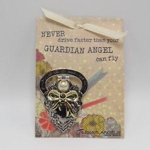 GUARDIAN ANGEL VISOR CLIP