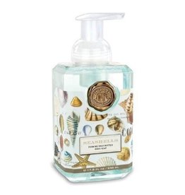 MICHEL DESIGN WORKS SEASHELLS FOAMING SOAP