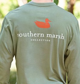SOUTHERN MARSH AUTHENTIC L/S TSHIRT