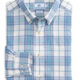 SOUTHERN TIDE CHARLESTON STATION SPORT SHIRT TRIM FIT