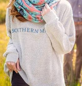 SOUTHERN MARSH SUNDAY MORNING SWEATER