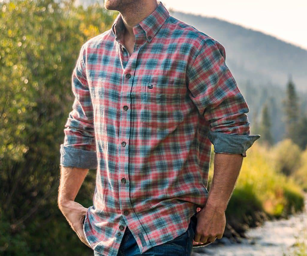 SOUTHERN MARSH WILSON FLANNEL