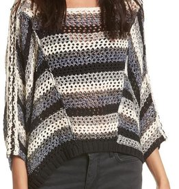 FREE PEOPLE PEARL SEARCHING SWEATER