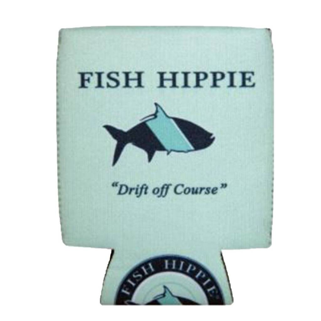 FISH HIPPIE FH KOOZIE