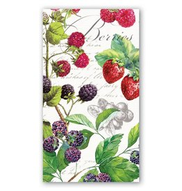 MICHEL DESIGN WORKS BERRY PATCH HOSTESS NAPKIN