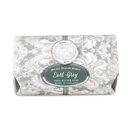 MICHEL DESIGN WORKS EARL GREY LG SOAP BAR