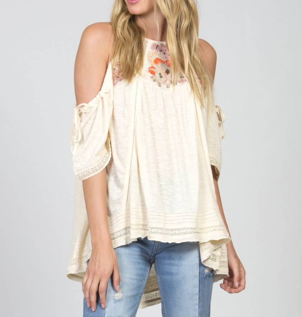 FREE PEOPLE FAST TIMES TOP