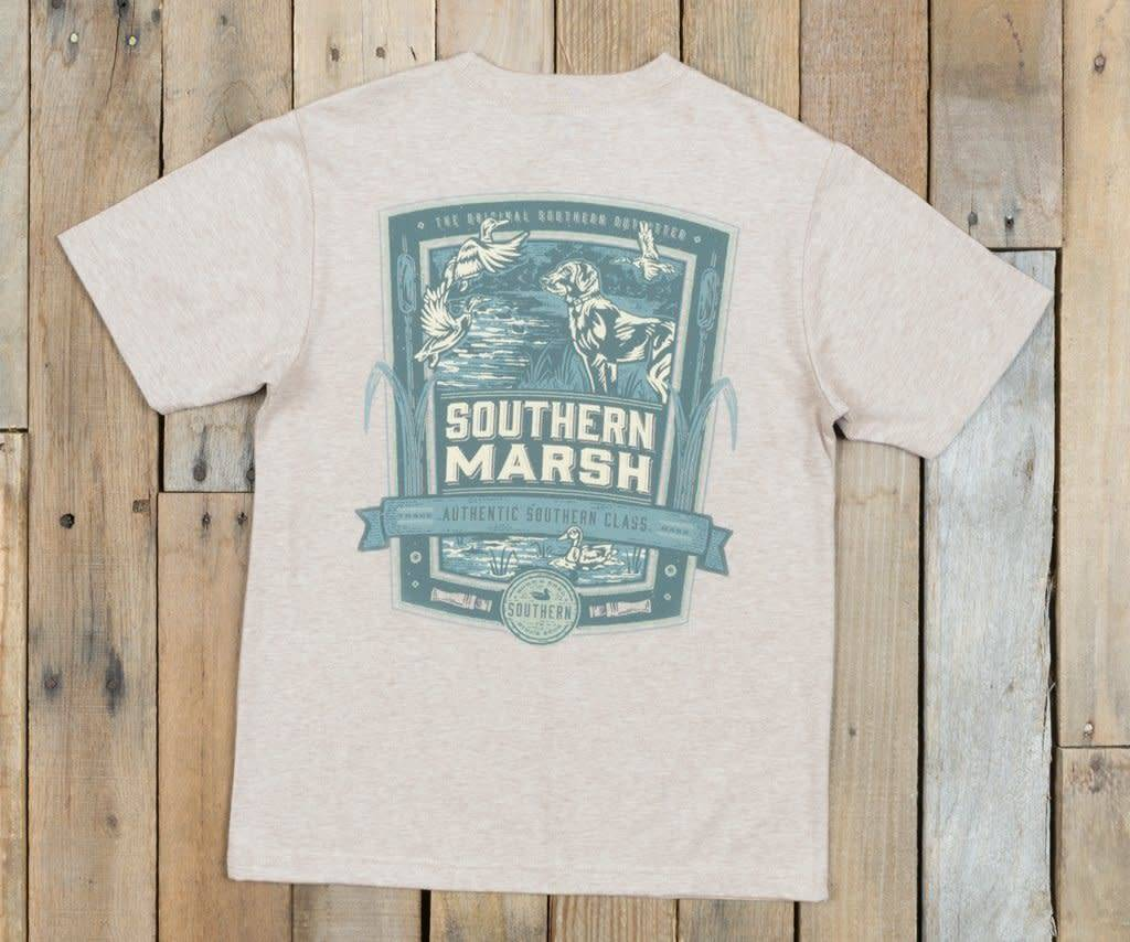 SOUTHERN MARSH SOUTHERN MARSH SS T-SHIRT- DUCK HUNTING