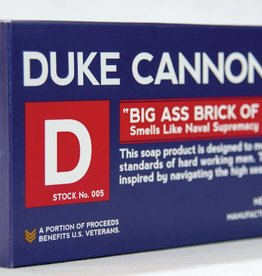 BIG ASS BRICK OF SOAP- NAVAL SUPREMECY