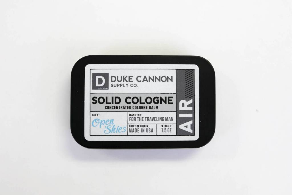 SOLID COLOGNE AIR