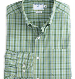SOUTHERN TIDE PROVISION PLAID SPORT SHIRT