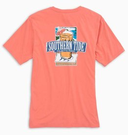 SOUTHERN TIDE SOUTHERN MIX TEE
