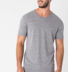 Z SUPPLY MODERN HEATHER V-NECK
