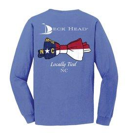 DECK HEAD DECK HEAD LS TEE SHIRT