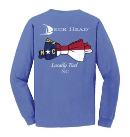 DECK HEAD LS TEE SHIRT