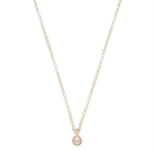 ENEWTON Clarity Small Necklace Gold