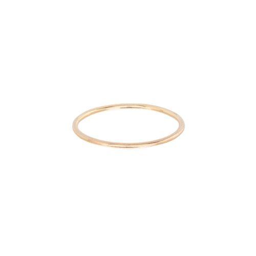 ENEWTON CLASSIC GOLD THIN BAND RING