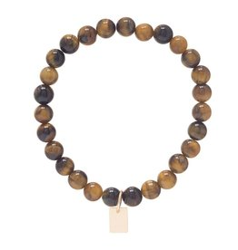 ENEWTON PROMISE BRACELET- TIGER EYE