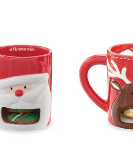 MUD PIE CHRISTMAS COOKIE MUG