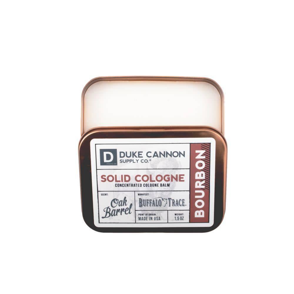 SOLID COLOGNE- BOURBON