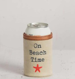 MONA B BEACH TIME CAN KOOZIE
