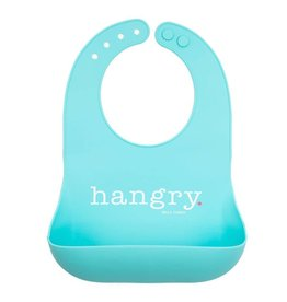 BELLA TUNNO WONDER BIB- HANGRY GIRL