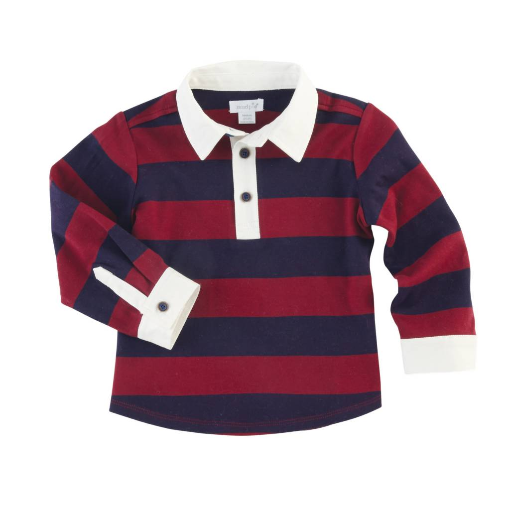 MUD PIE RUGBY SHIRT