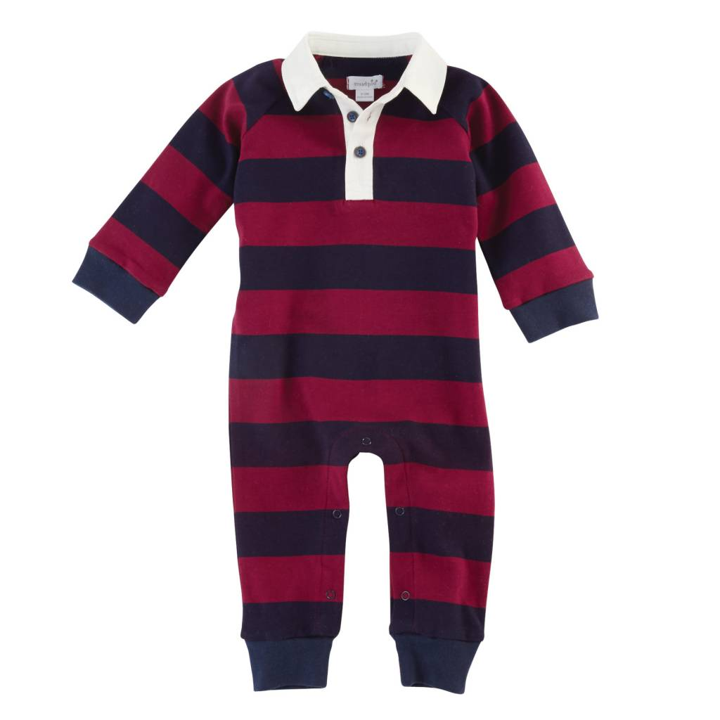 MUD PIE RUGBY ONE-PIECE
