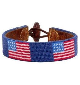 SMATHERS & BRANSON AMERICAN FLAG BRACELET