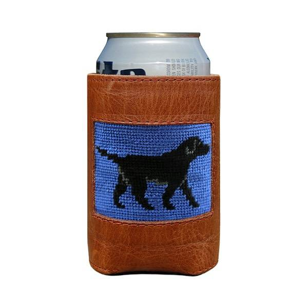 SMATHERS & BRANSON CAN COOLER BLACK LAB