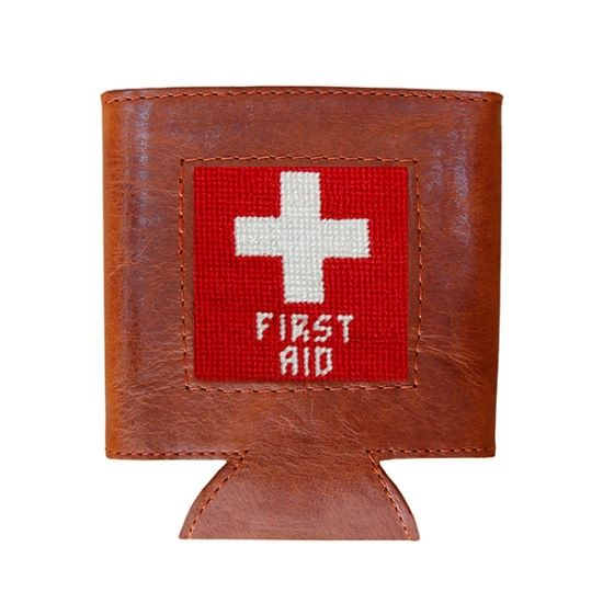 SMATHERS & BRANSON CAN COOLER FIRST AID