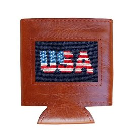 SMATHERS & BRANSON SMATHERS & BRANSON CAN COOLER PATRIOTIC USA