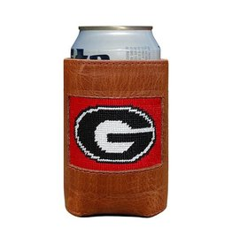 SMATHERS & BRANSON COLLEGIATE CAN COOLER UGA RED