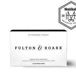 FULTON & ROARK AFTER SHAVE COOLING CLOTHS