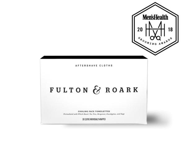 FULTON & ROARK AFTER SHAVE COOLING CLOTHS