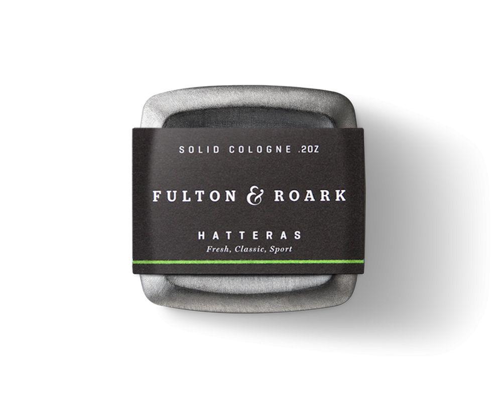 FULTON & ROARK HATTERAS SOLID COLOGNE