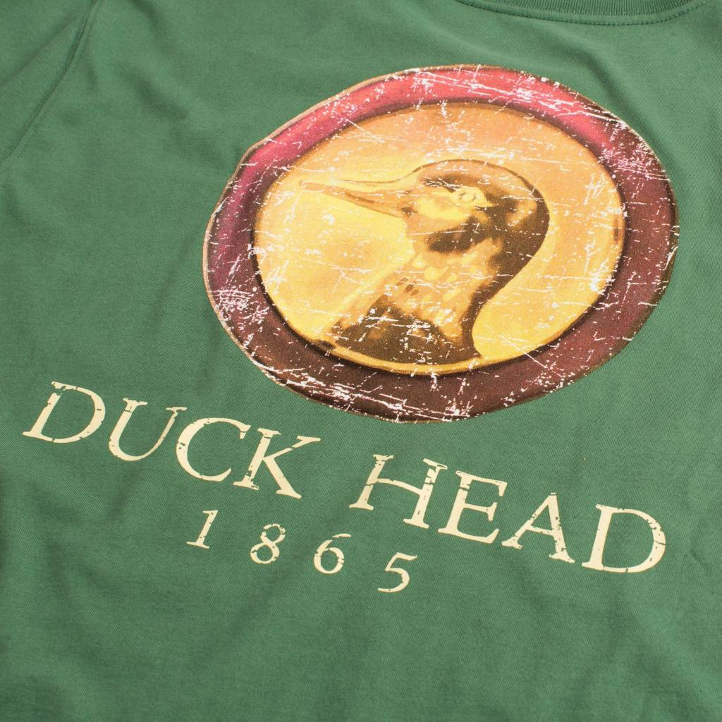 DUCK HEAD ANTIQUE GOLD MALLARD T-SHIRT