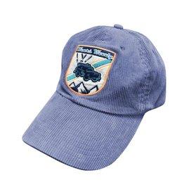 SKI CORDUROY CAP